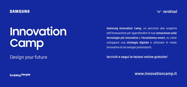 Samsung Innovation Camp UniGe