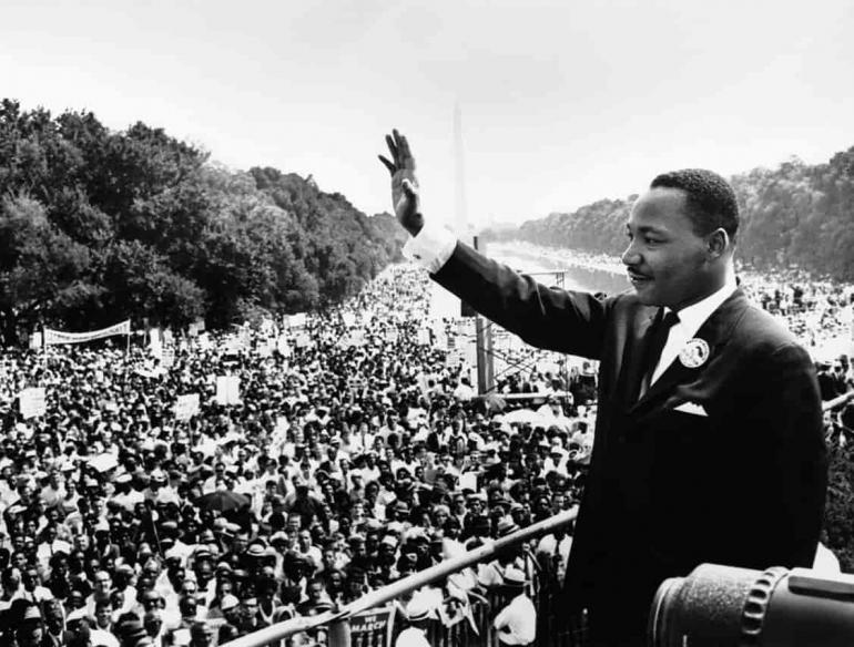 Martin Luther King, Washington, 28 agosto 1963