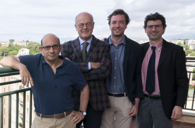 gruppo ricerca Covid Gaslini UniGe