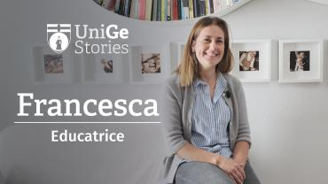 UniGe Stories: Francesca Posenato - Educatrice